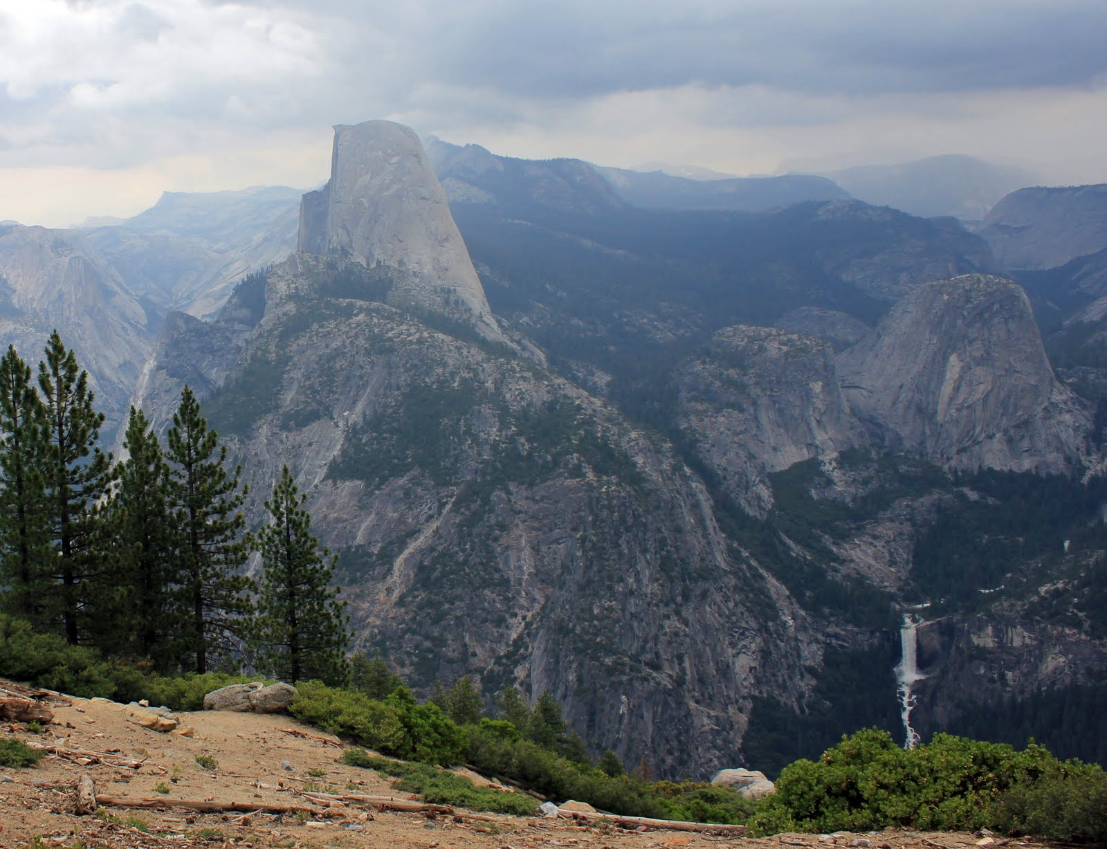 2011 – Le parc national de Yosemite