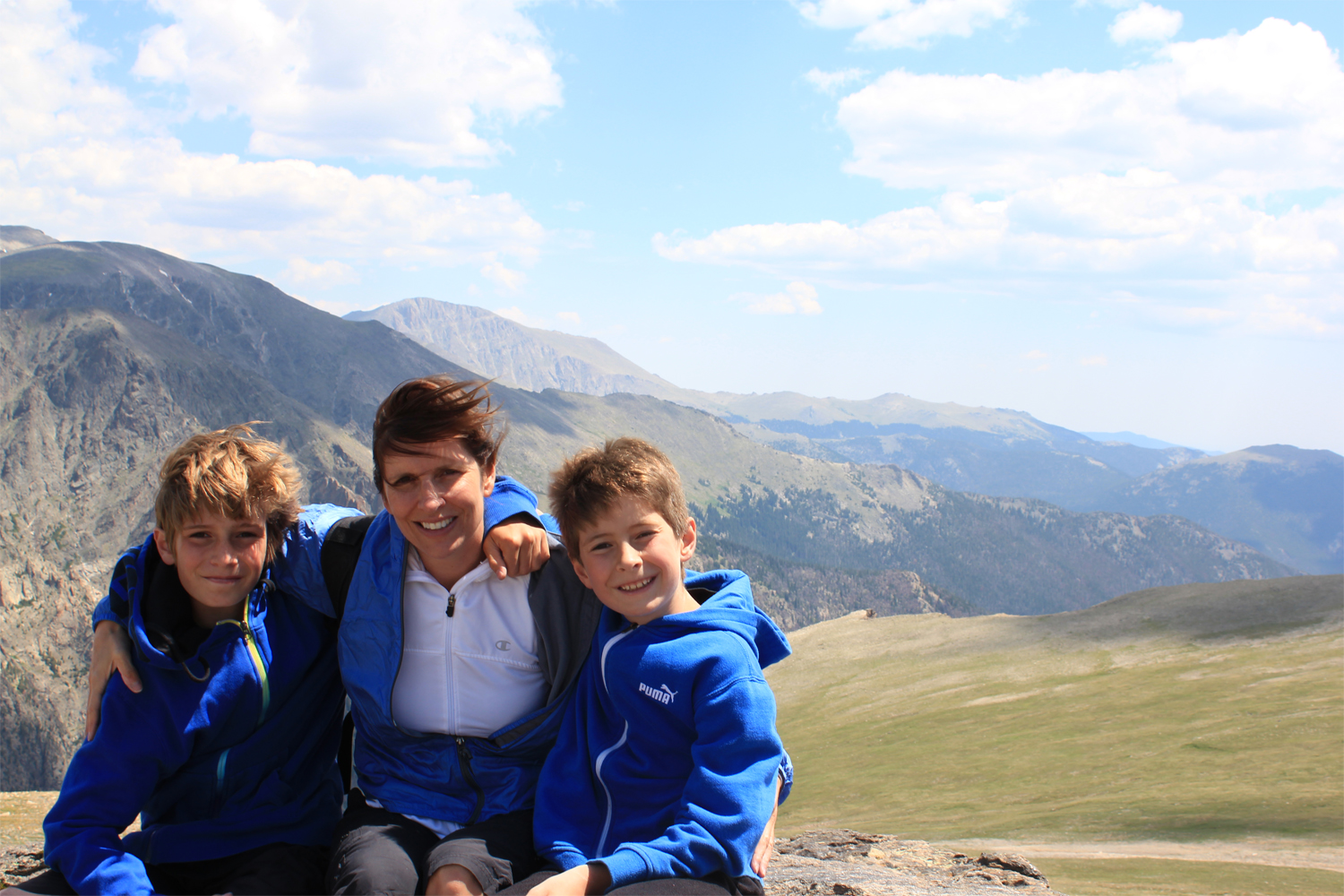 2012 – Rocky Mountain National Park et Black Canyon of the Gunnison National Park