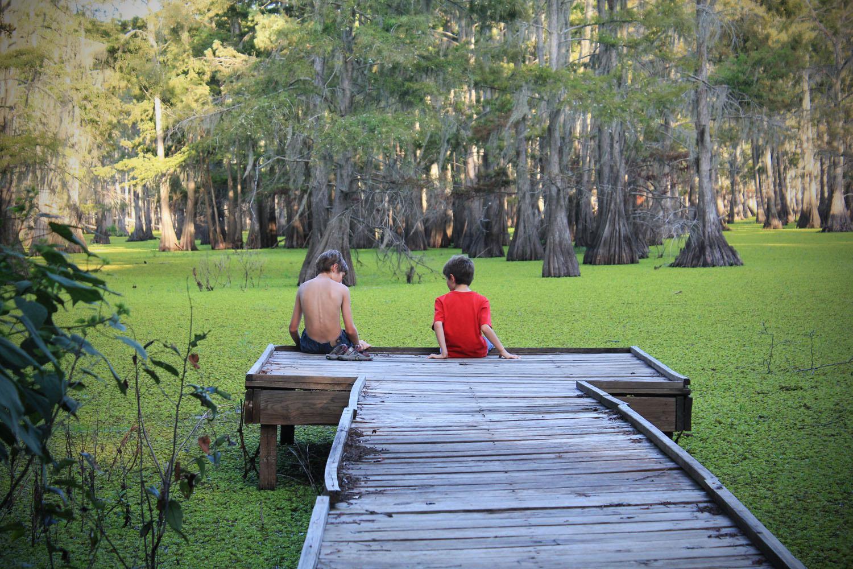 2012 – Texas et début Louisiane