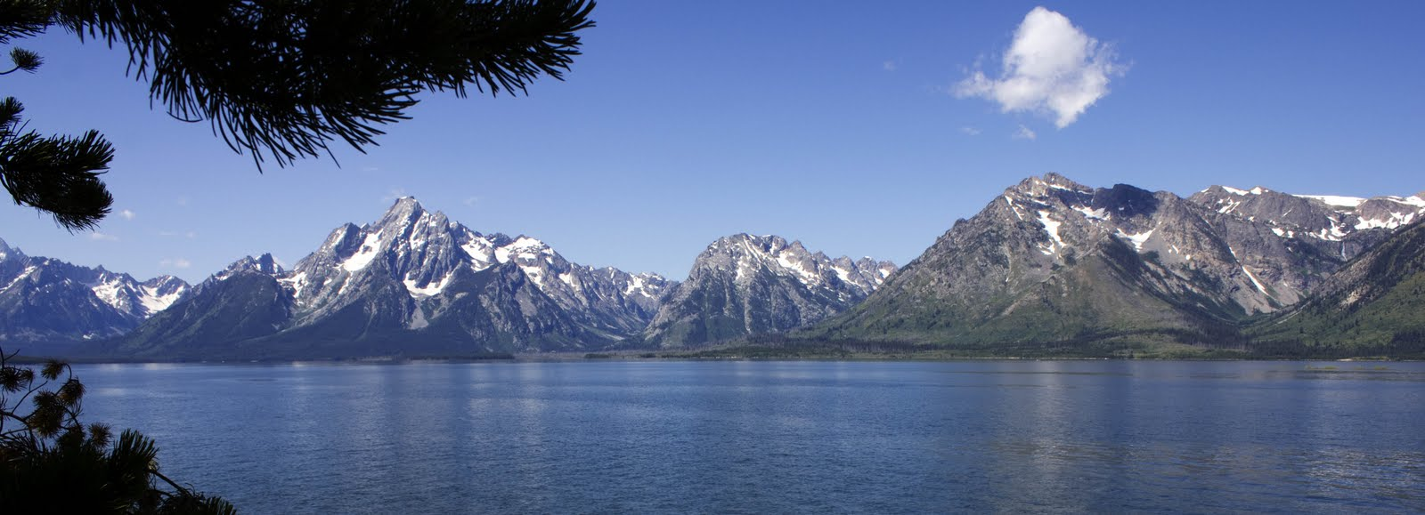 2011 – Le parc national des Grands Tetons (Wyoming)