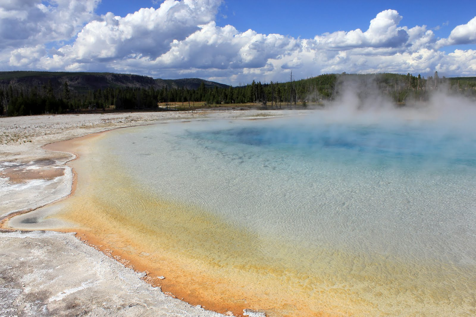 2011 – Le parc national Yellowstone (Wyoming)