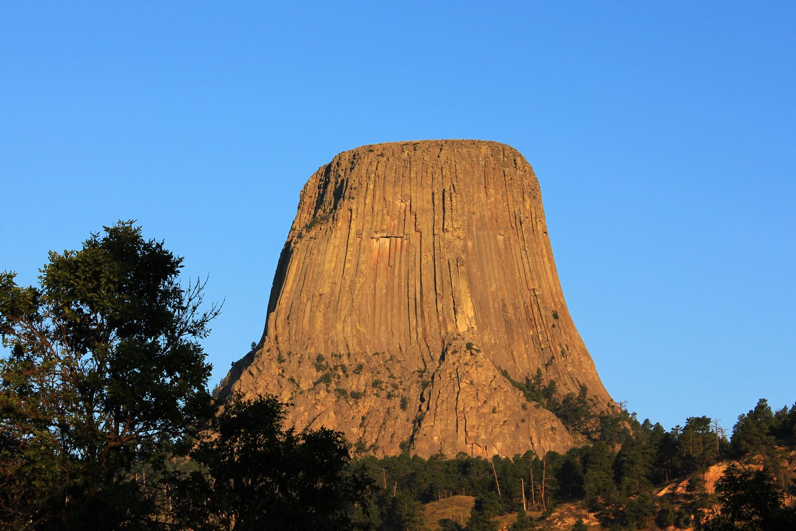 2011 – Devils Tower (Wyoming) et Mont Rushmore (Dakota du sud)