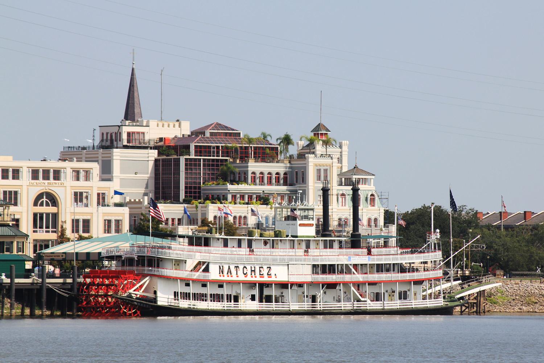 2012 – Louisiane (suite)