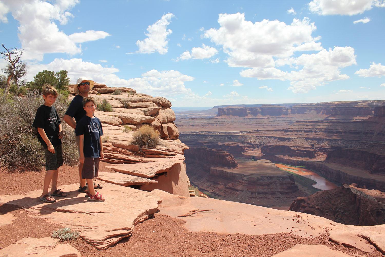 2012 – Canyonlands National Park (Utah) et Mesa Verde National Park (Colorado)