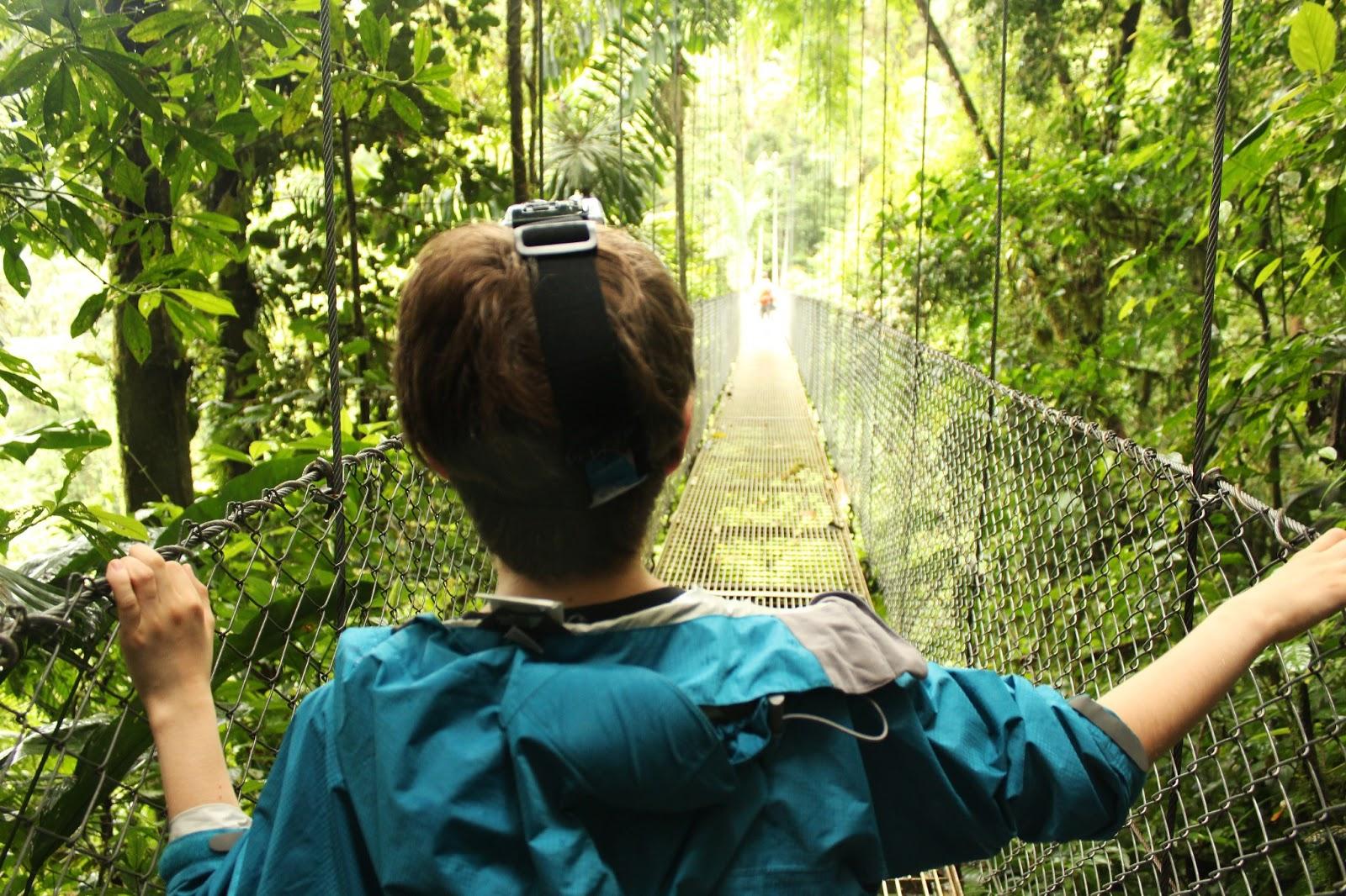 2013 – Costa Rica …c'est parti pour la pura vida!!