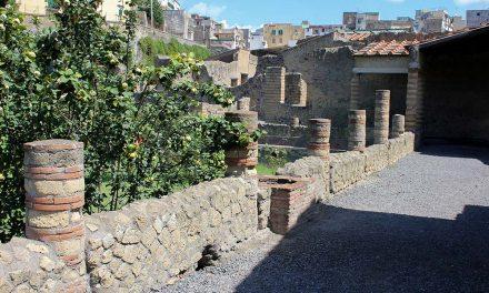 Été 2015 – Les ruines d'Herculanum, la ville surgie du passé