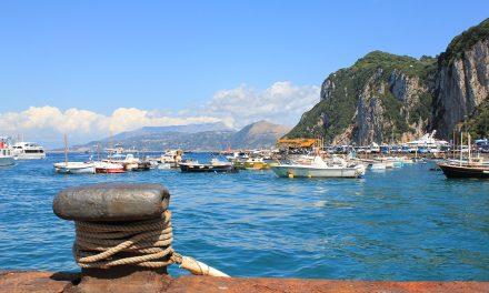 Été 2015 – Capri,  la Dolce Vita italienne