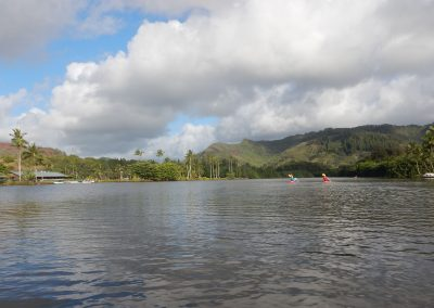 La Wailua River
