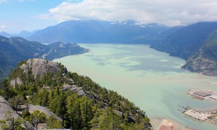 Été 2016 – Squamish et Vancouver (C.-B.)
