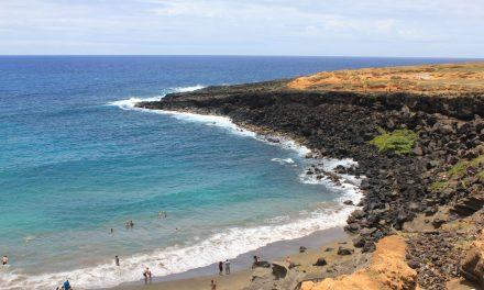 Été 2016 – Big Island-Hawaii, partie 2 (L'apnée et les plages de Big Island)