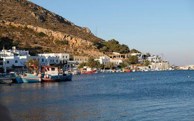 Été 2017 – Kalymnos (Grèce) Semaine 1