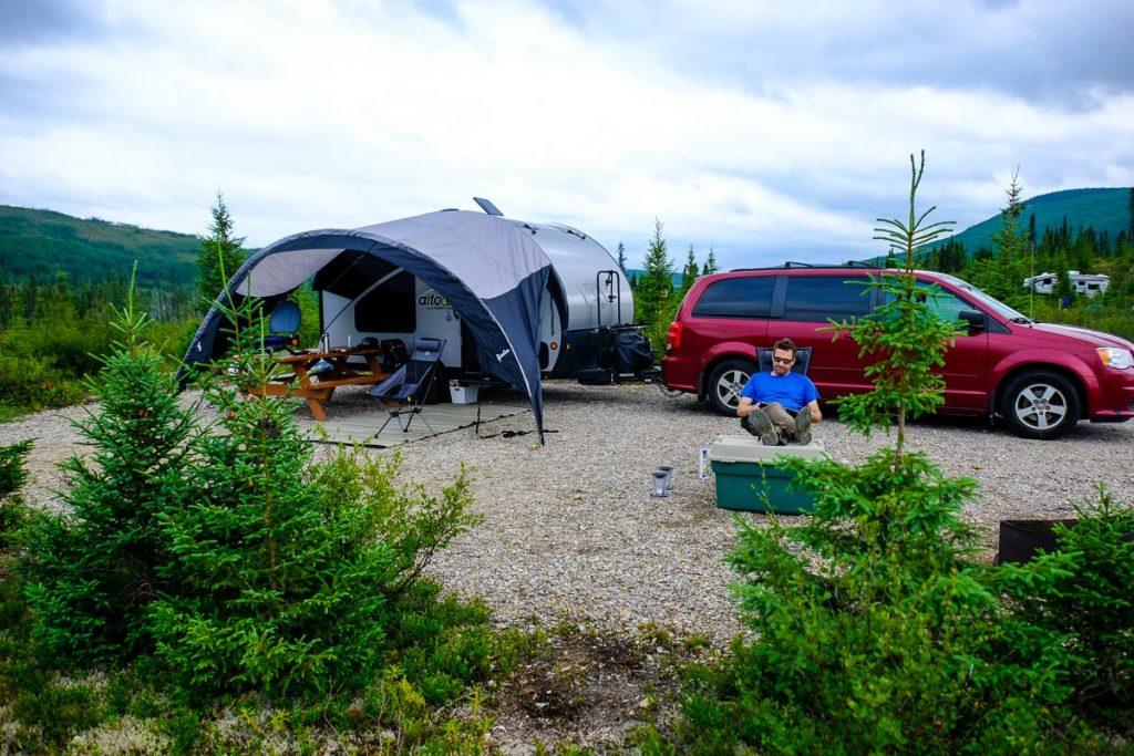 Camping Arthabaska