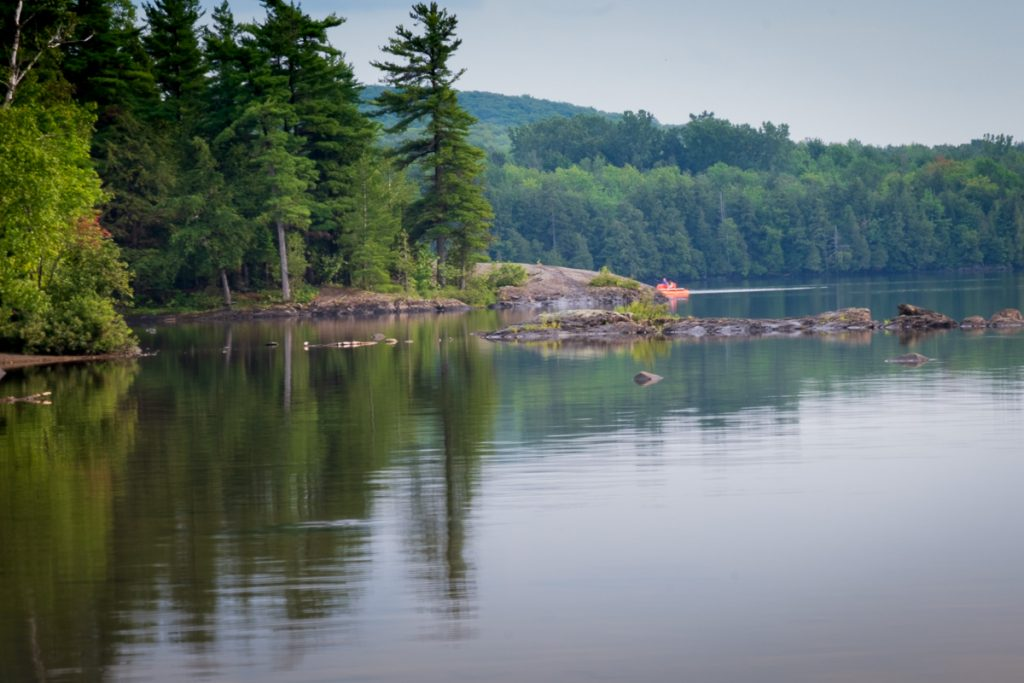 Lac Fraser