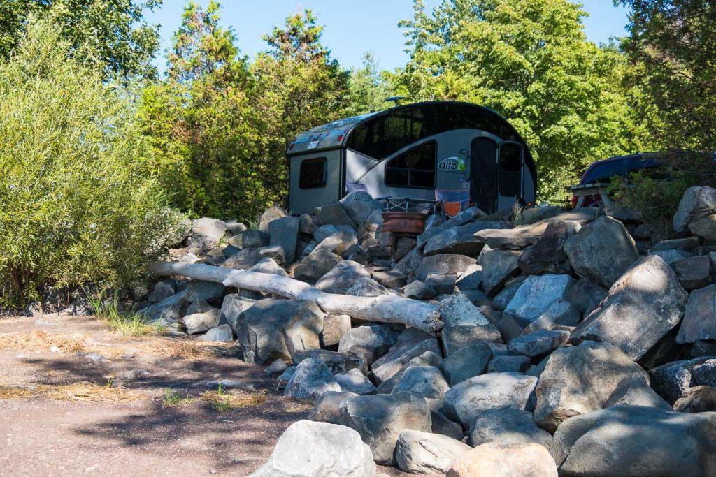 Camping de la Demie-Lieu