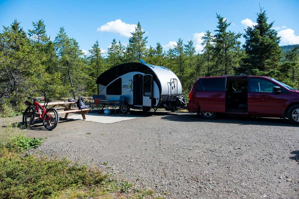 Camping Tombolo