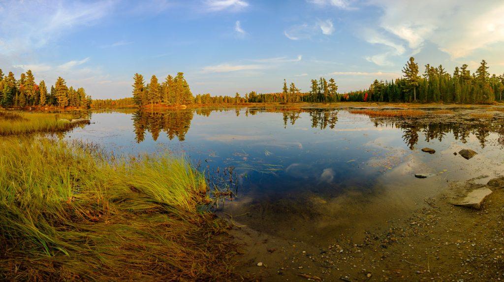 Lac à la Barbue